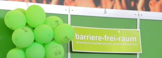 Luftballons BeSt barrierefrei